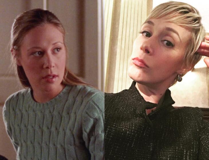 Gilmore Girls personajes y actores; Paris Geller, Liza Weil