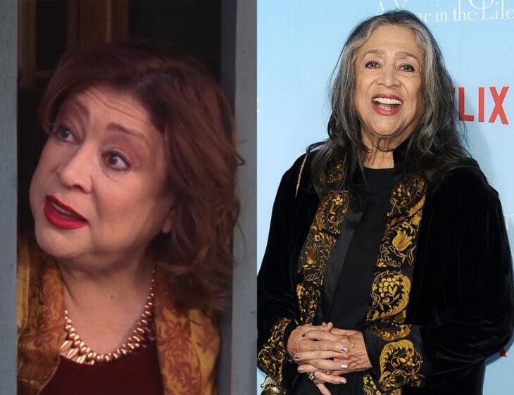 Gilmore Girls personajes y actores; Señora Patty, Liz Torres