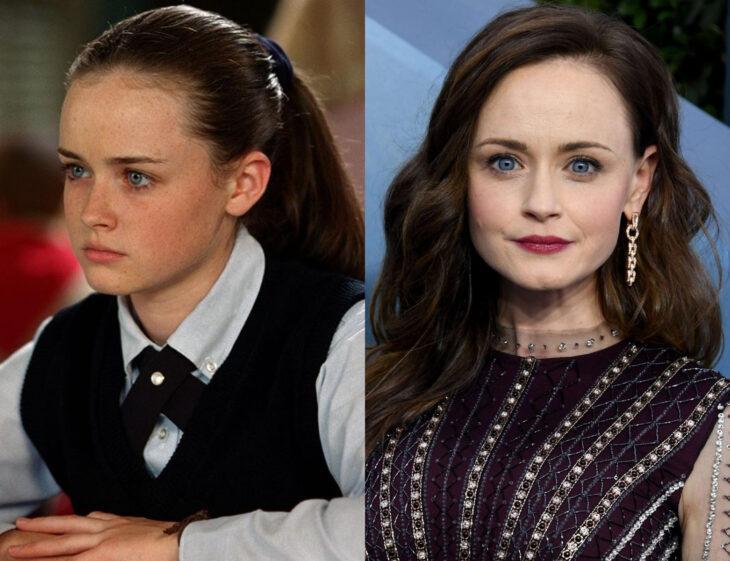 Gilmore Girls personajes y actores; Rory Gilmore, Alexis Bledel