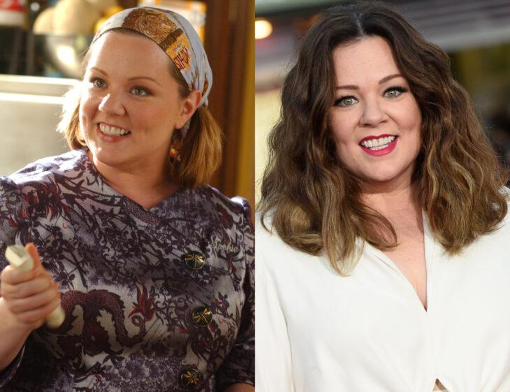 Gilmore Girls personajes y actores; Sookie St. James, Melissa McCarthy