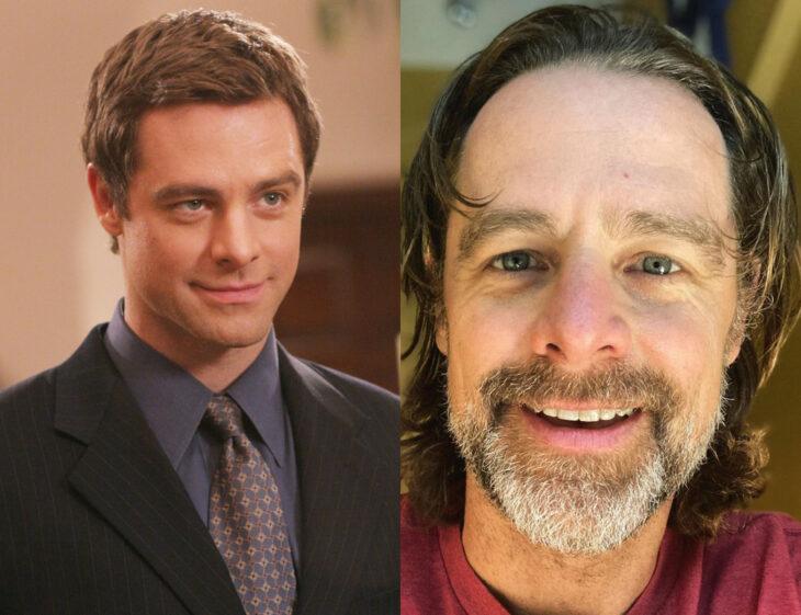 Gilmore Girls personajes y actores; Christopher Hayden, David Sutcliffe