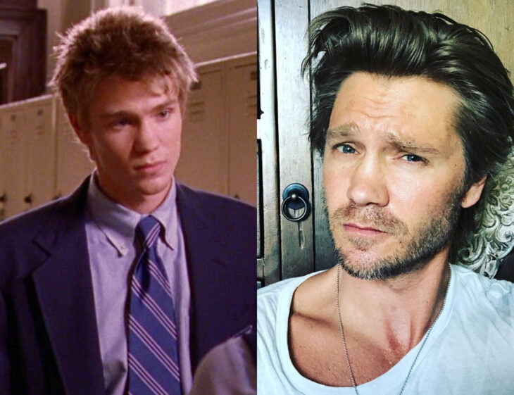Gilmore Girls personajes y actores; Tristan Dugray, Chad Michael Murray