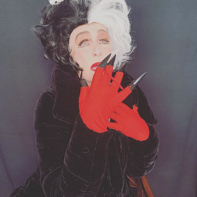 Glenn Close como Cruella de Vil