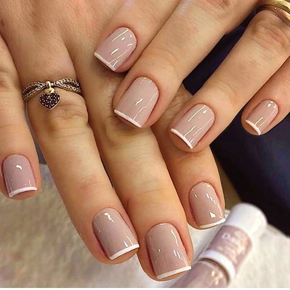Nails to ask you to marry