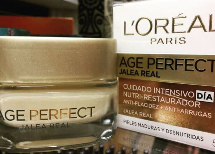 Age Perfect Royal Jelly from L'Oréal Paris