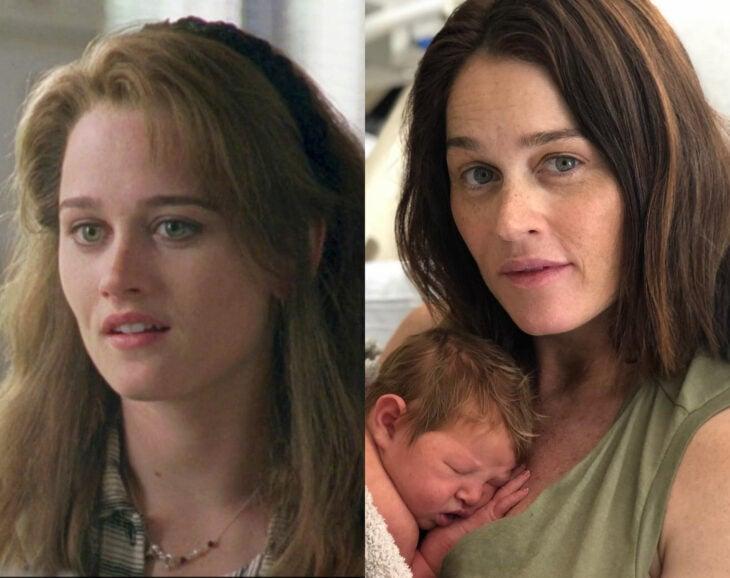 Personajes y atores, actrices, de Jóvenes Brujas; Sarah Bailey, Robin Tunney