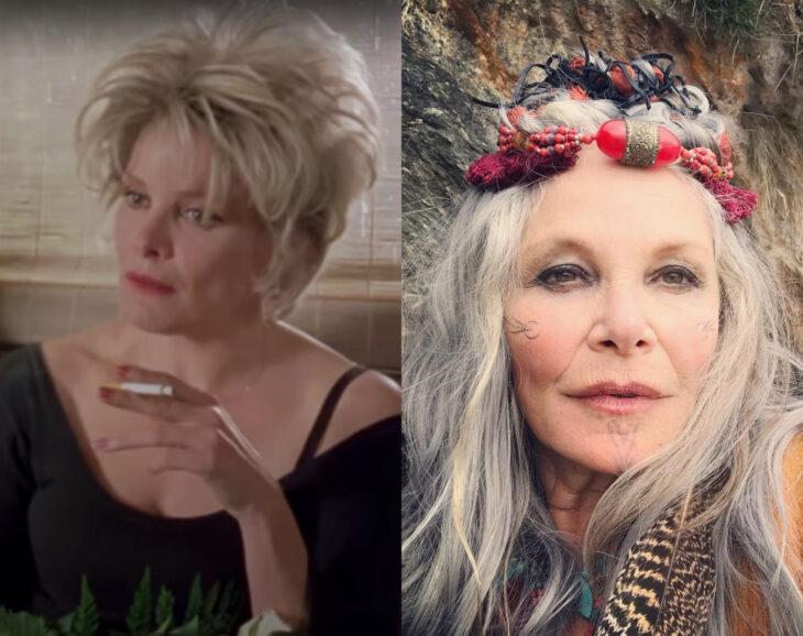 Personajes y atores, actrices, de Jóvenes Brujas; Grace Downs, Helen Shaver