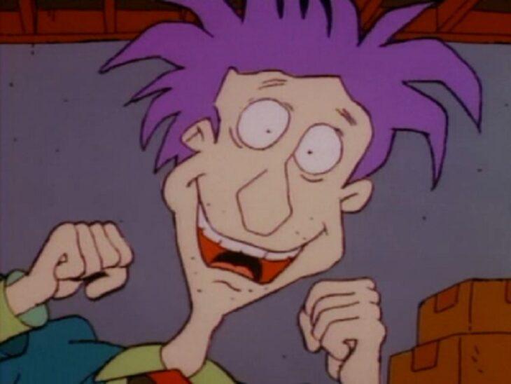 Hugo Pickles sonriendo y emocionado