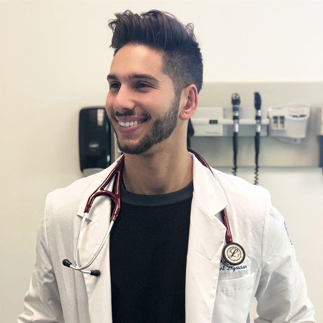 Médicos atractivos
