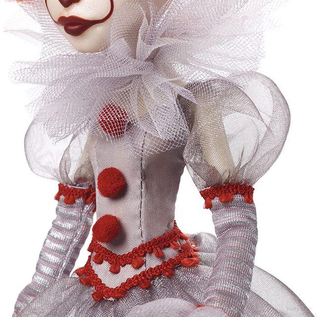 Muñecas monster high inspiradas en it y el resplandor