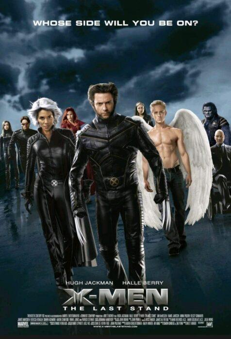Escena de la película X-men