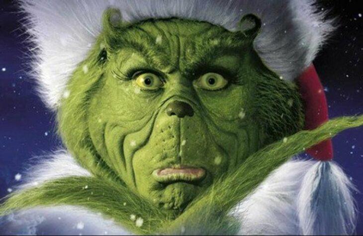 Escena de la película El Grinch