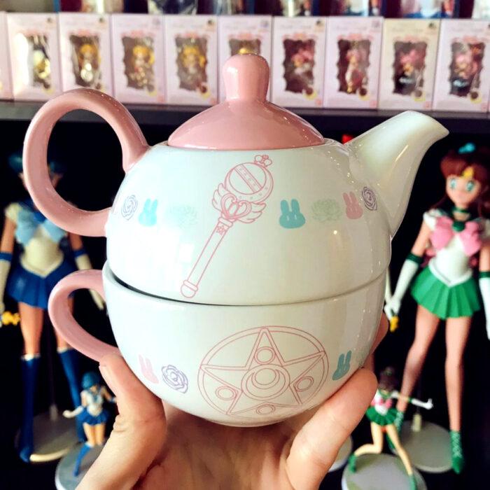 Regalos de Sailor Moon; tetera