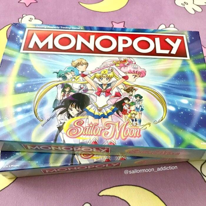 Regalos de Sailor Moon; Monopoly