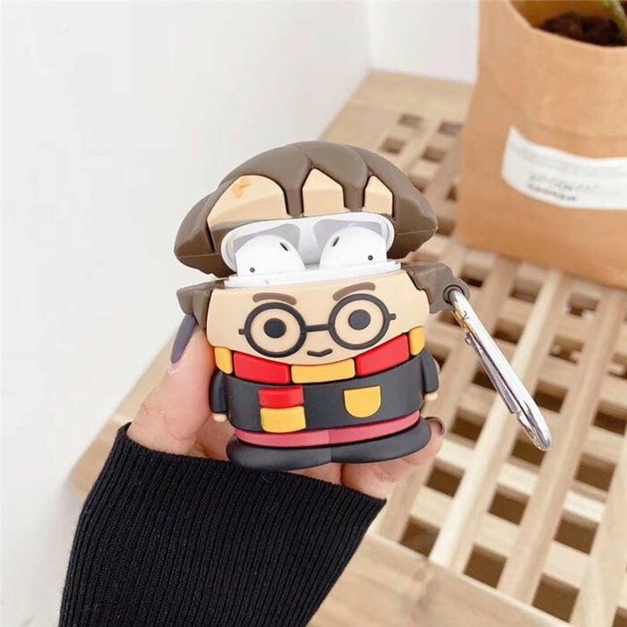 Protector de airpods inspirado en Harry Potter
