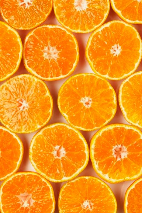 Orange peel to remove underarms; natural remedies to remove stains from your armpits