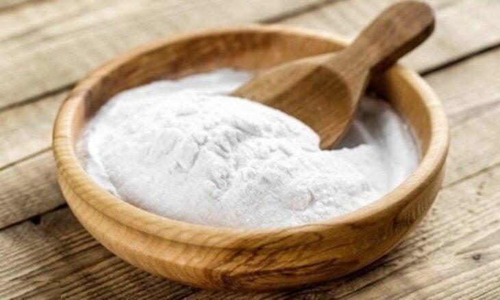 Baking soda to remove underarms; Natural medicine