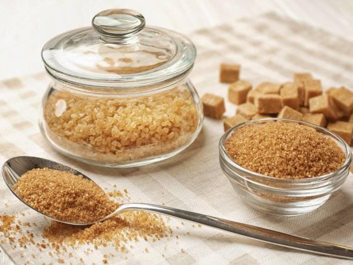 Brown sugar to remove underarms; Natural medicine