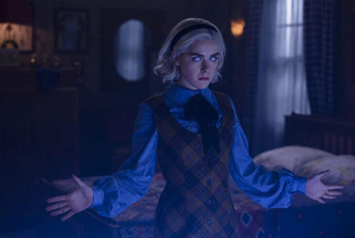Sabrina Spellman, de la serie 'El mundo oculto de Sabrina'