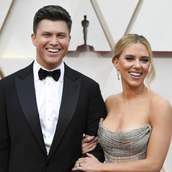 Scarlett Johansson y Colin Jost se casan en ceremonia secreta