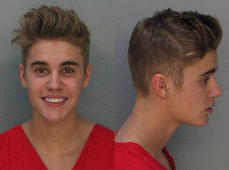 Teorías conspirativas de famosos; Justin Bieber es reptiliano