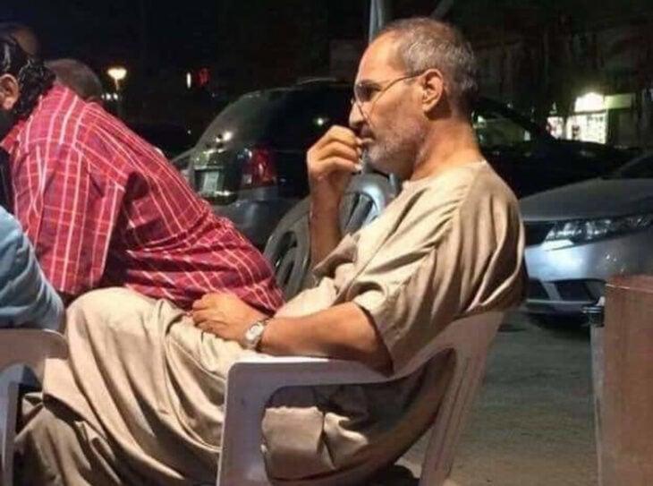 Teorías conspirativas de famosos; Steve Jobs está vivo en Egipto