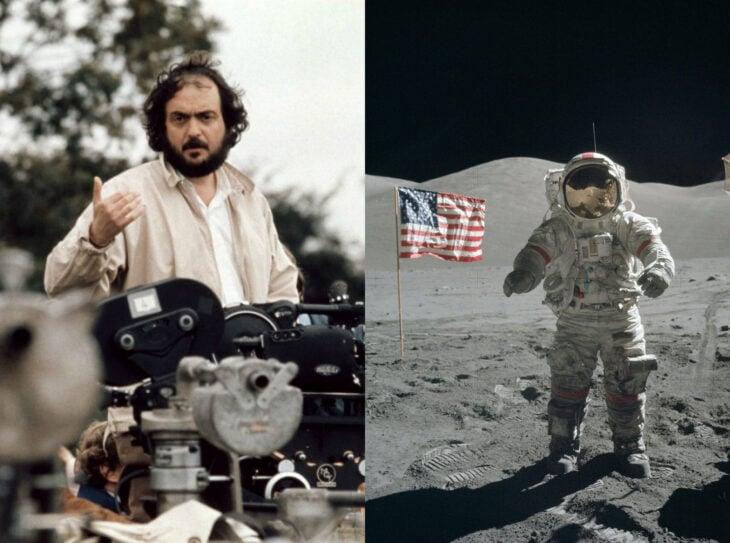 Teorías conspirativas de famosos; Stalney Kubrick grabó el alunizaje