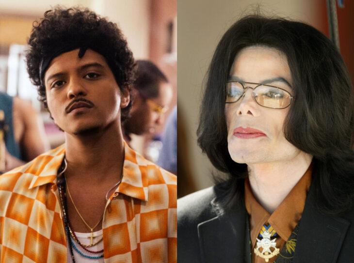 Teorías conspirativas de famosos; Bruno Mars es hijo de Michael Jackson