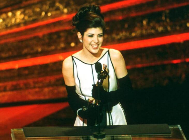 Teorías conspirativas de famosos; Marisa Tomei y su premio Óscar