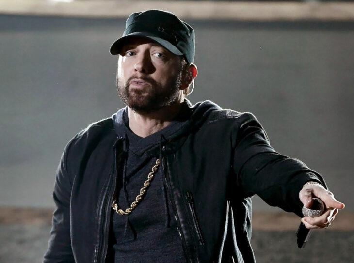 Teorías conspirativas de famosos; Eminem fue reemplazado