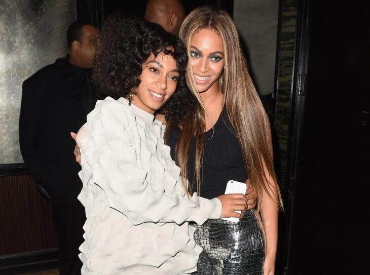 Teorías conspirativas de famosos; Beyoncé es mamá de Solange Knowles