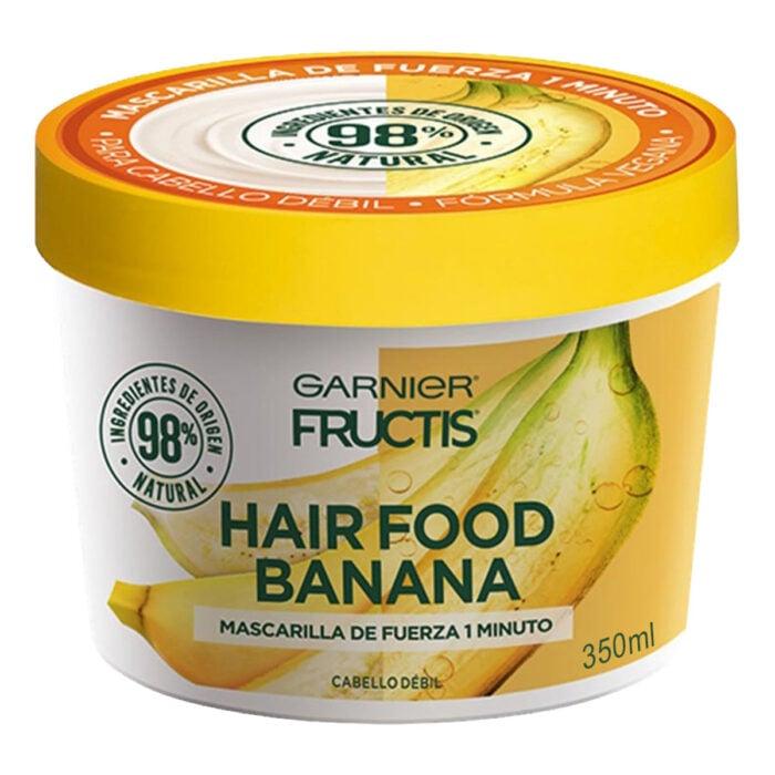 Mascarilla de plátano fructis