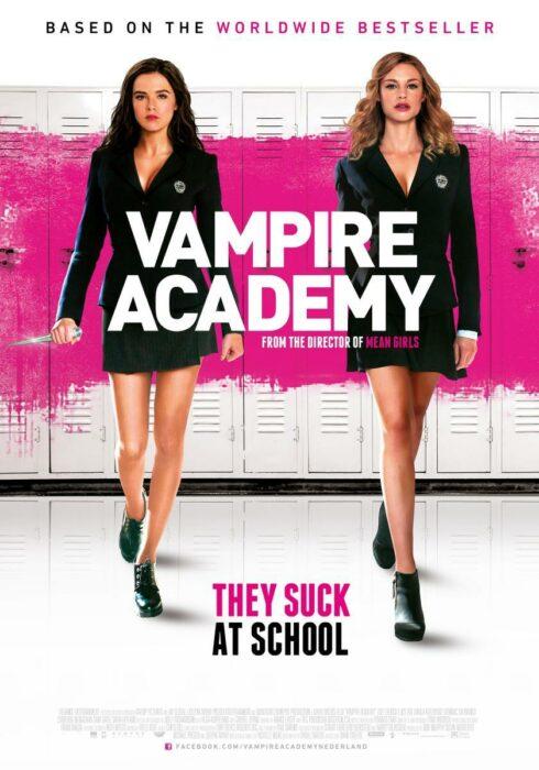 Película Vampire Academy