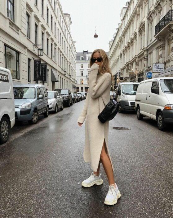 15 Vestidos tejidos que necesitarás este invierno