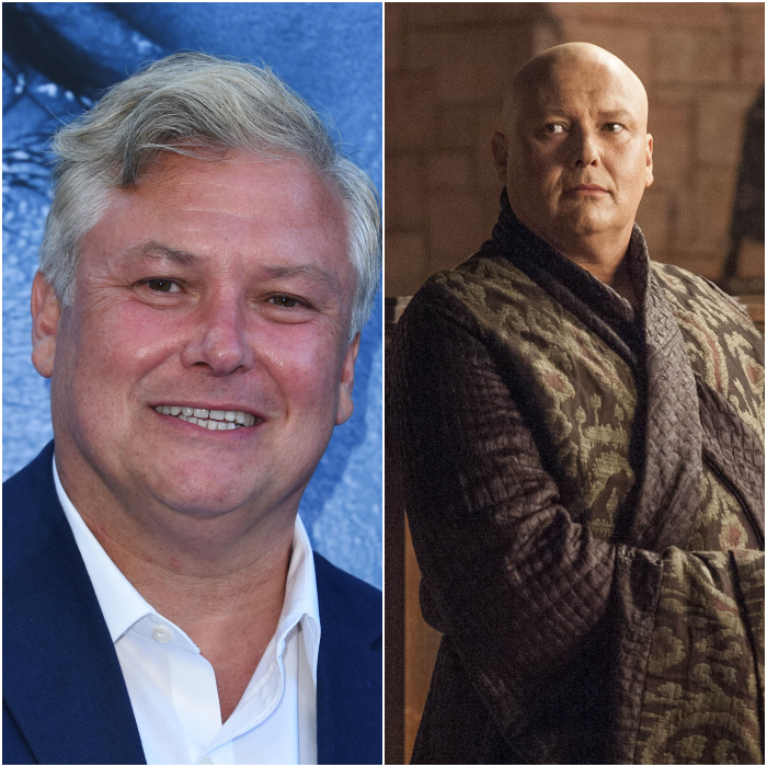 Conleth Hill como Lord Varys
