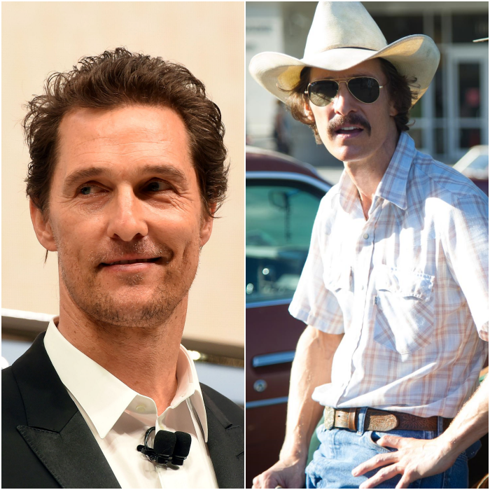 Matthew McConaughey como Ron Woodroof