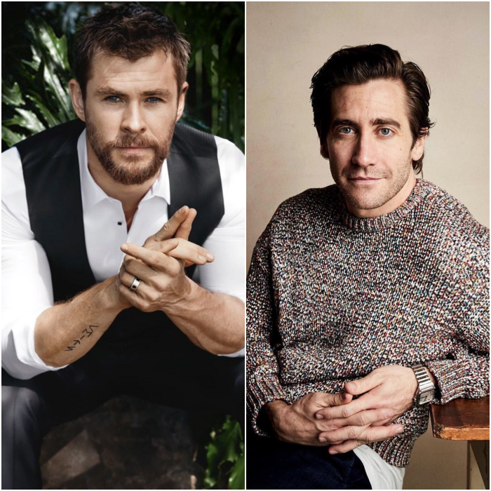 chris hemsworth y jake gyllenhaal