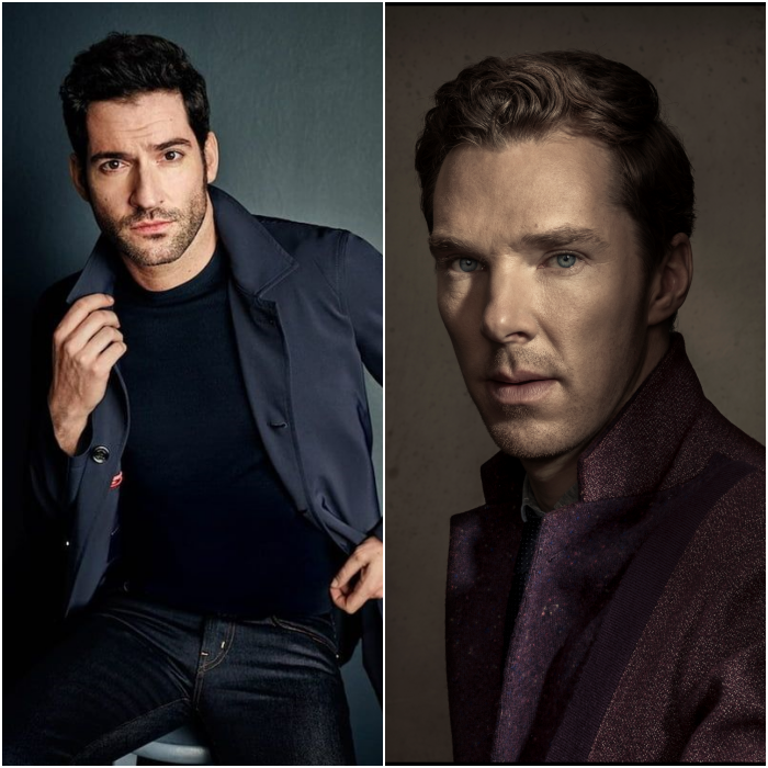 tom ellis y benedict cumberbatch