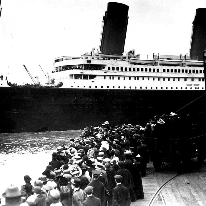 datos del titanic