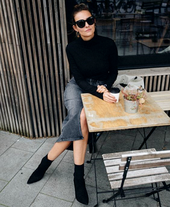 16 Looks para lucir tus 'sock boots' con estilo
