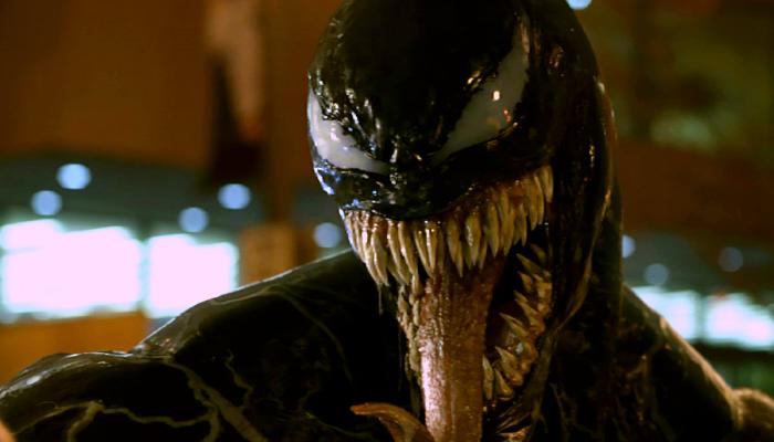 escena de la nueva película 2021 venom: let there be carnage