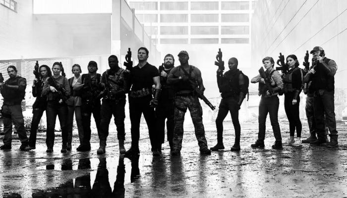 escena de la nueva película 2021 the tomorrow war