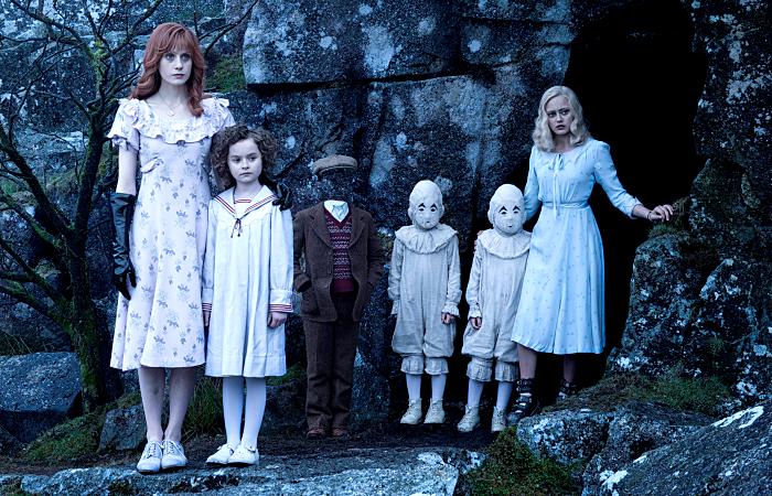 escena de la película Miss Peregrine's Home For Peculiar Children