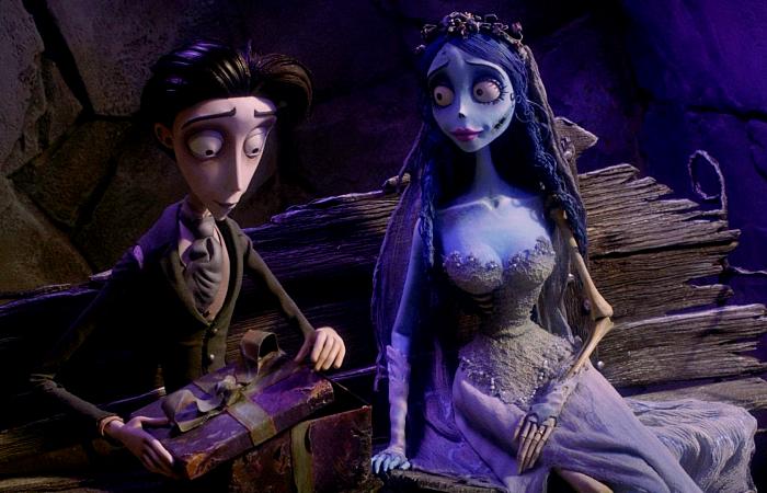 escena de la película corpse bride