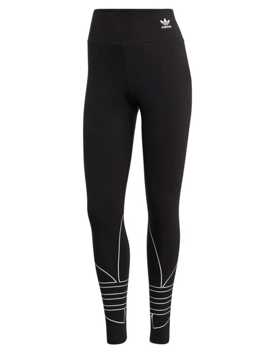 Short leggings of the Adidas brand