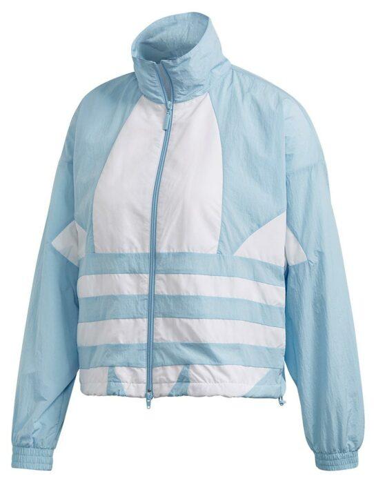 Chaqueta de color azul de la marca Adidas