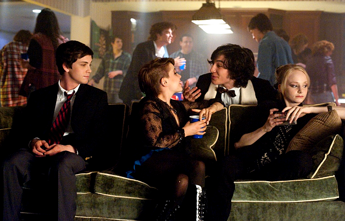 escena de the perks of being a wallflower