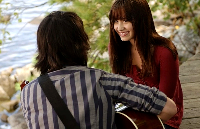 escena de camp rock
