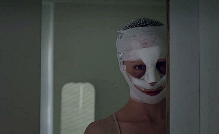 escena de goodnight mommy