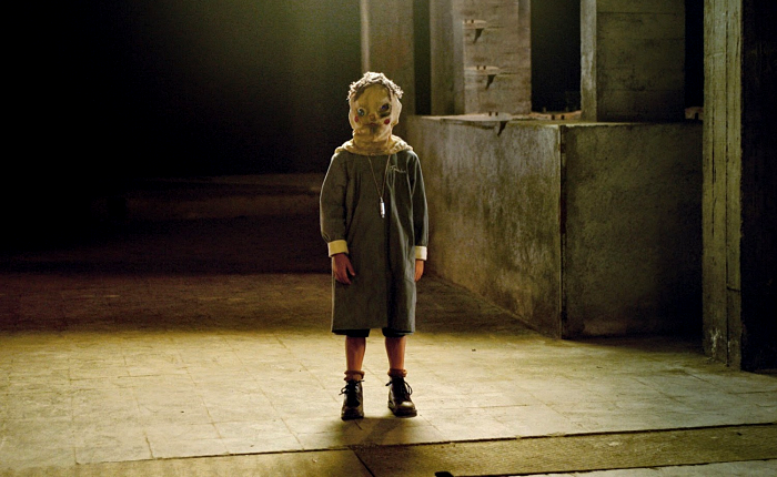 escena de El Orfanato